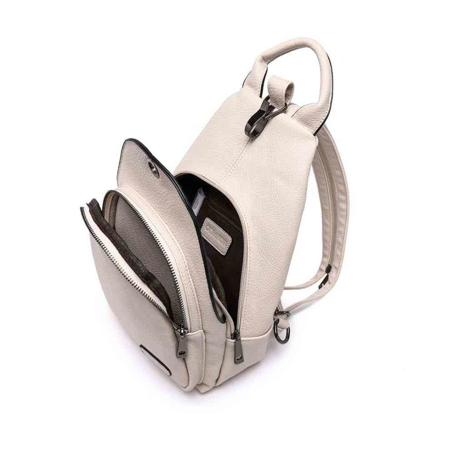 casadionva rucksack handtasche schultertasche modern umhängetasche Amalia a-material 25