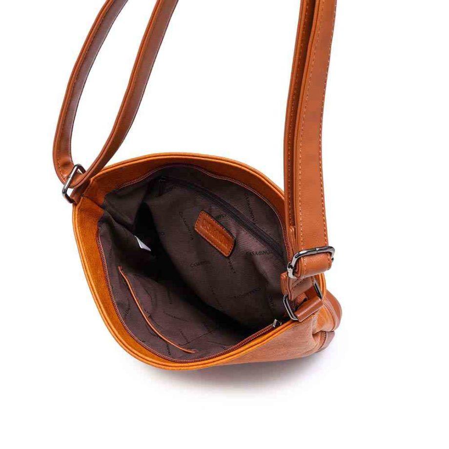 handtasche anna umhängetasche schultertasche modern casadionva f-material 25