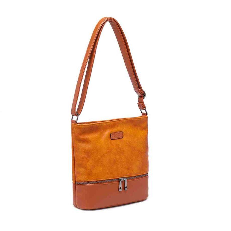 handtasche anna umhängetasche schultertasche modern casadionva f-material 28