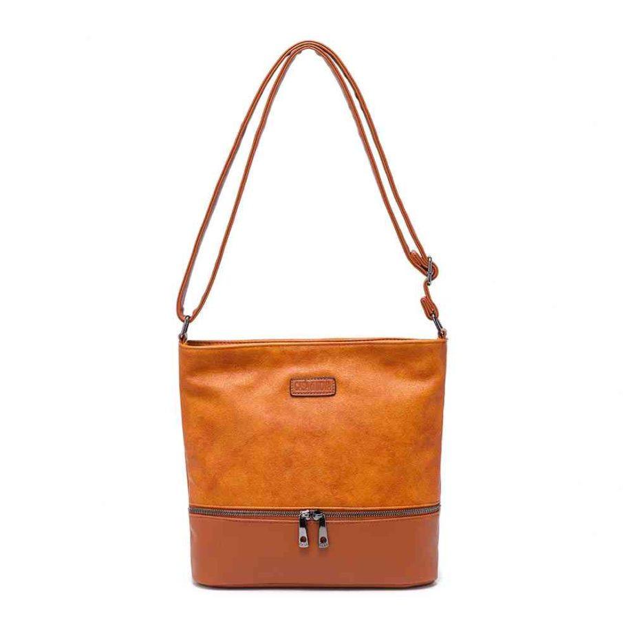 handtasche anna umhängetasche schultertasche modern casadionva f-material 29