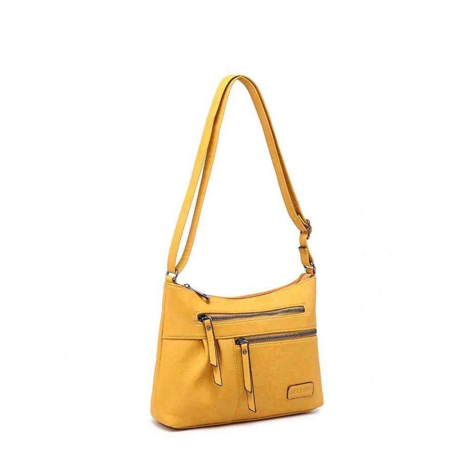 handtasche emely schultertasche umhängetasche modern casadionva g-material 13