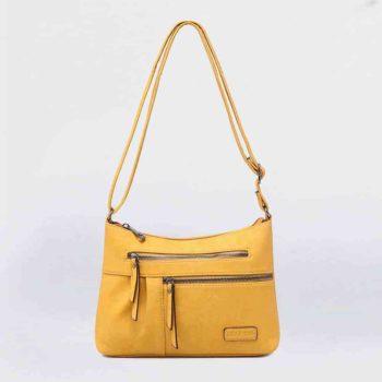 handtasche emely schultertasche umhängetasche modern casadionva g-material 46