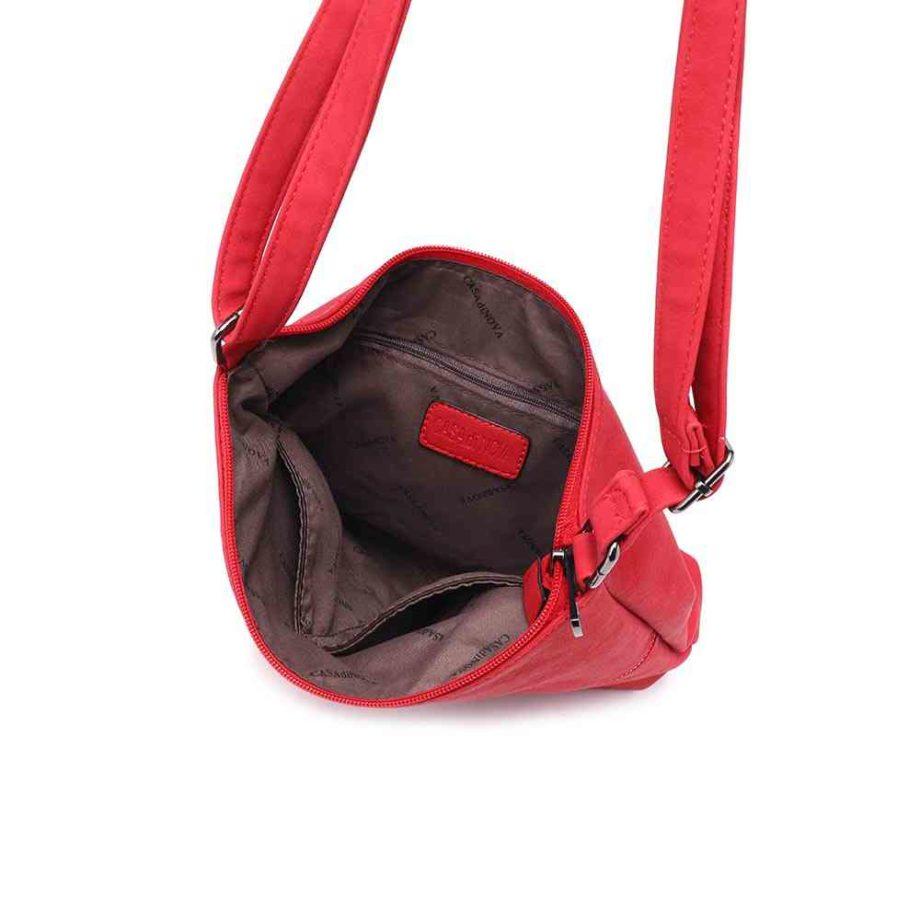 handtasche leni umhängetasche schultertasche modern casadionva g-material 30