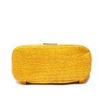 handtasche marta rucksack umhängetasche kroko-optik modern casadionva kr-material 11