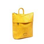 handtasche marta rucksack umhängetasche kroko-optik modern casadionva kr-material 13