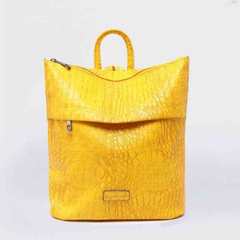 handtasche marta rucksack umhängetasche kroko-optik modern casadionva kr-material 25